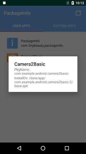 Package Info 1.0.1 screenshots 3