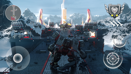 Evolution 2: Battle for Utopia. Action games apktreat screenshots 1