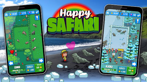Happy Safari - the zoo game  screenshots 10