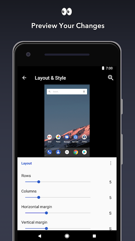 Apex Launcher - Customize,Secure,and Efficient poster 2