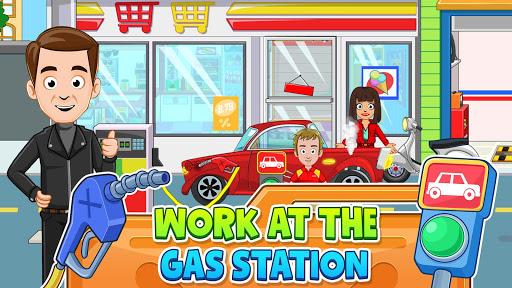 My Town: Car Garage. Wash & Fix kids Car Game Free 1.09 screenshots 7