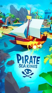 Pirate Sea Kings: Ship Simulator Game Hack Android and iOS 1
