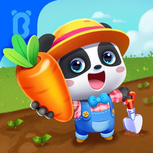 Cerita Pertanian Panda Kecil