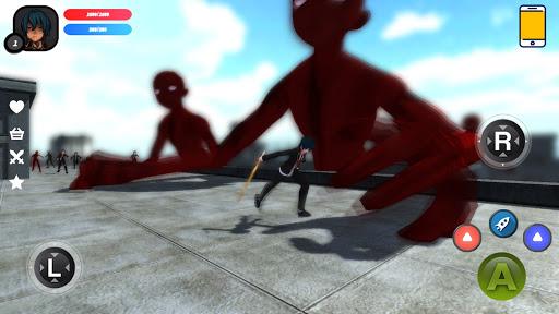 Dead School - Anime Zombie Survival Horror RPG 5.4 screenshots 4