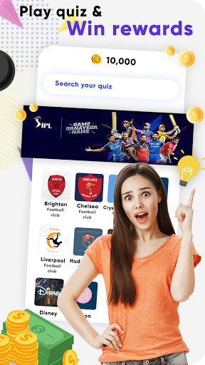 Real Cash Games : Win Big Prizes and Recharges  screenshots 3