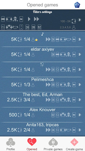 Durak Online 1.8.4 screenshots 4