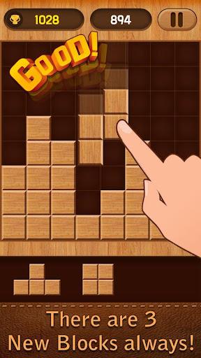 Wood Block Puzzle Play  screenshots 1