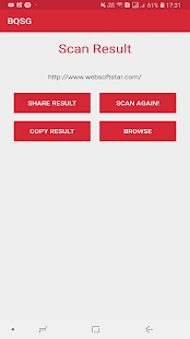 Barcode & QR code  Scanner & Generator(All in One) Screenshot