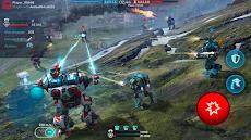 ロボットウォーフェア: メカバトル 3D PvP FPSのおすすめ画像4