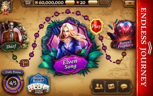 Play Free Online Poker Game - Scatter HoldEm Poker 1.36.0 screenshots 13