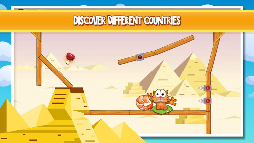 Hungry cat: physics puzzle game  screenshots 2