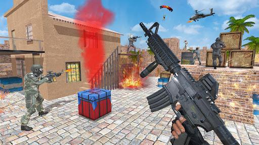 Gun Shooting Games: fps shooting commando strike  screenshots 3