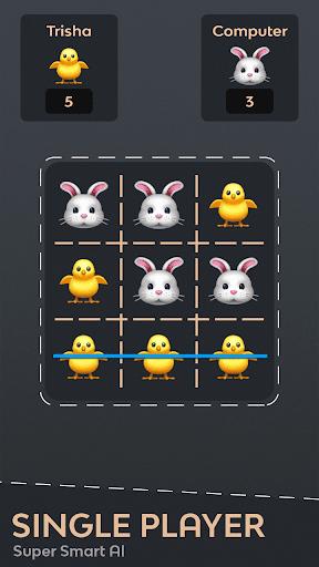 Tic Tac Toe Emoji - Online & Offline 4.5 screenshots 3