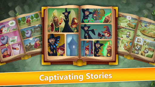Mahjong Tiny Tales  screenshots 12