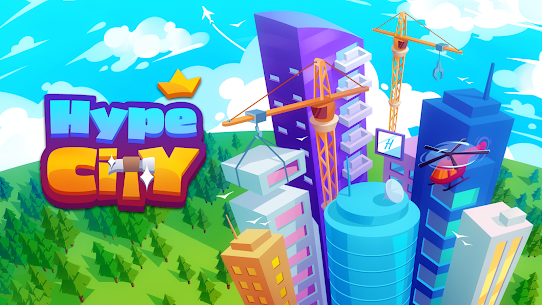 Hype City – Idle Tycoon Mod Apk (Free Shopping) 4