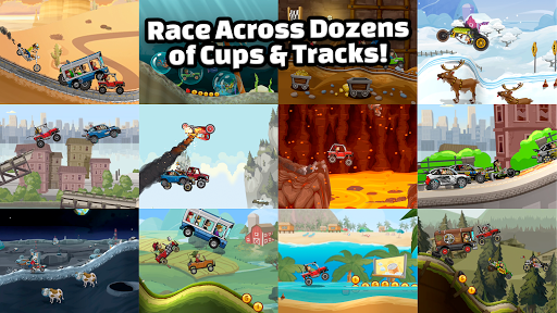Hill Climb Racing 2 1.43.1 screenshots 2