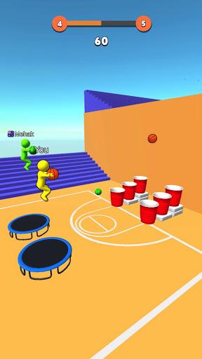 Jump Dunk 3D 2.0 screenshots 2