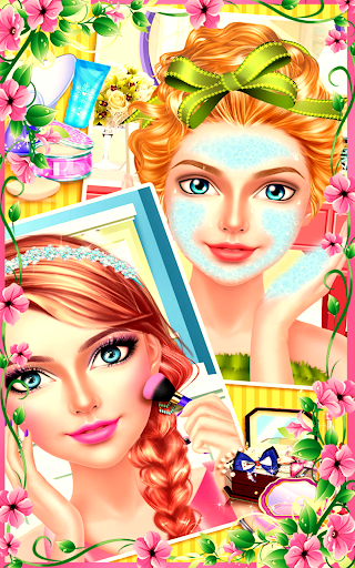 Fairy Makeup Dress Up Salon: Fashion Makeover Game  screenshots 5