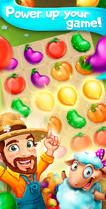 Funny Farm match 3 Puzzle game! 5