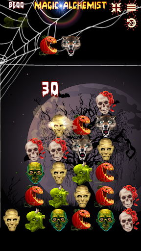 Magic Alchemist Halloween apkdebit screenshots 3