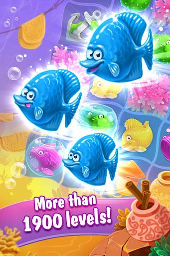 Mermaid - treasure match-3 2.42.0 screenshots 6