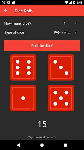 Randomizer+ Random Pick Generator - Decision Maker android2mod screenshots 6