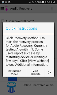 Audio Recovery 4.8 APK screenshots 7