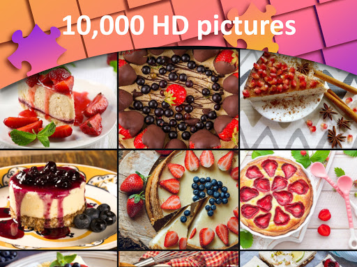 Jigsaw Puzzles Collection HD - Puzzles for Adults  screenshots 9