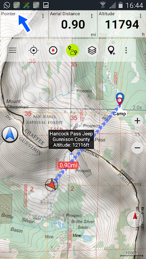 US Topo Maps Free 5.7.0 free Screenshots 1