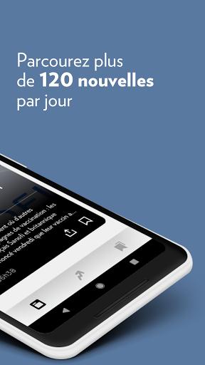 La Presse apktram screenshots 2