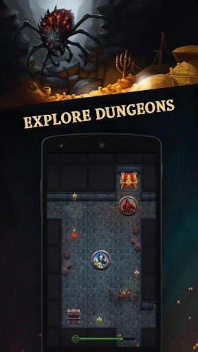 Age of Revenge RPG: Heroes, Clans & PvP android2mod screenshots 4
