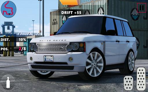 Code Triche Range Rover: Dérive et conduite de voitures APK MOD Astuce screenshots 5