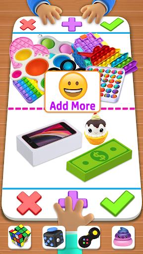 Fidget Trading pop it: Calming Game & Satisfying 1.5 screenshots 3