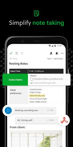 Evernote - Notes Organizer & Daily Planner apktram screenshots 1
