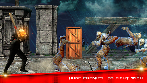 Ghost Fight - Fighting Games apkpoly screenshots 6