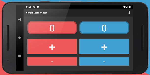 Simple Score Keeper For Pc – Free Download In Windows 7/8/10 And Mac Os 3