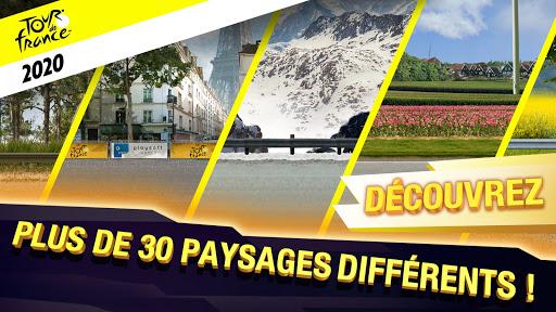 Tour de France 2020 - Le Jeu Officiel APK MOD (Astuce) screenshots 5