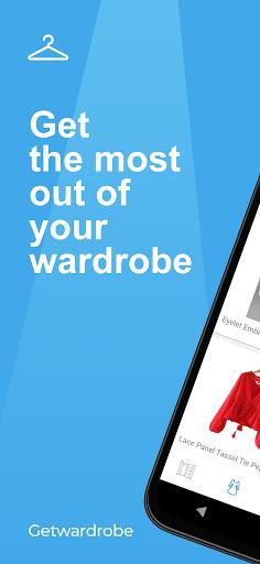 Getwardrobe - outfit planner, closet organiserud83dudc57ud83dudc54 3.0.5 screenshots 1