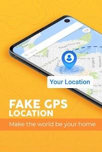 Fake GPS location Joystick – Location Changer Mod Apk v1.0 (Paid) 1