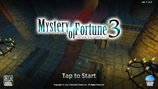 Mystery of Fortune 3 1