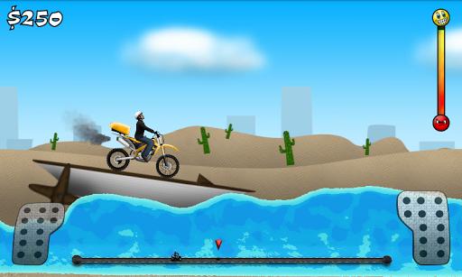 Pizza Bike Delivery Boy 1.165 de.gamequotes.net 4