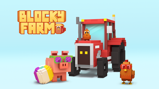 Blocky Farm  screenshots 17