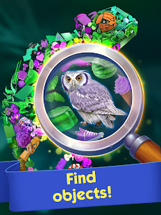 Tiny Things: hidden object games