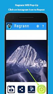 Repost for Instagram – Regrann Pro v10.10 MOD APK 4
