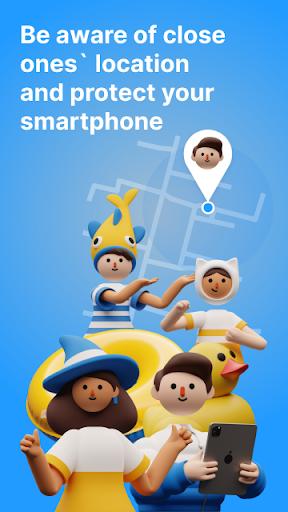 Mobile safety: searching, locking & tracking apktram screenshots 1