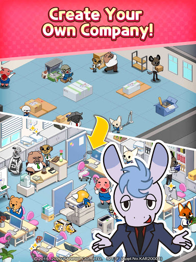 Aggretsuko : the short timer strikes back 1.9.2 screenshots 10