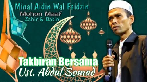 Takbiran Idul Fitri 2021 - Ustadz Abdul Somad  screenshots 3
