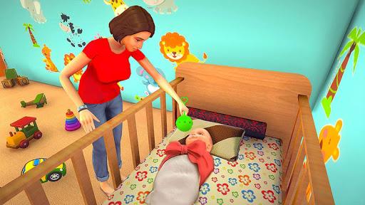 Virtual Pregnant Mom Baby Care - Mother Simulator 1.10 screenshots 4