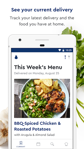Blue Apron modavailable screenshots 4