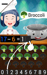Kids Chef - Math game